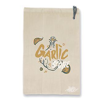 The Green Grocer Garlic Storage Bag
