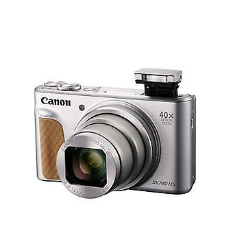 Canon powershot sx740 hs 20 megapizel optical zoom 40x  silver