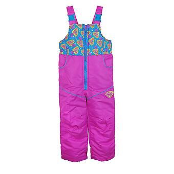 Supergirl symboler Kids Snow pants