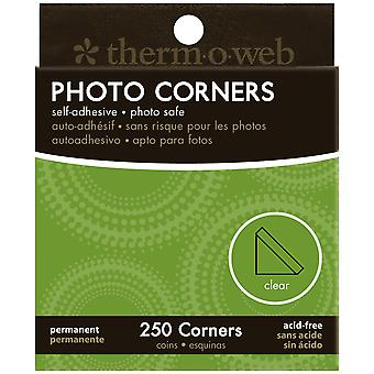 Photo Corners Boxed 250 Pkg Clear Pc250 3870