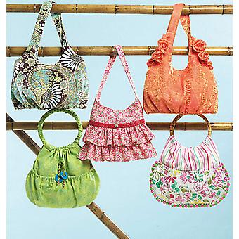 Handbags  All Sizes In One Envelope Pattern B4822  Osz