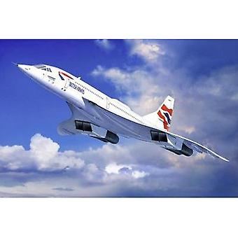 Revell 4997 Concorde British Airways fly montering kit 1:72
