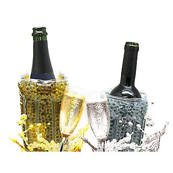 Vin Bouquet Gold & Silver Chiller Bubbles (Kitchen , Wine and Bar , Wine cellars)