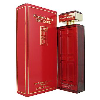 Rode deur vrouwen door Elizabeth Arden 3.3 oz EDT Spray
