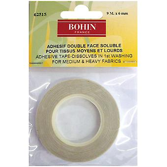 Double Sided Adhesive Tape Water Soluble 1 4