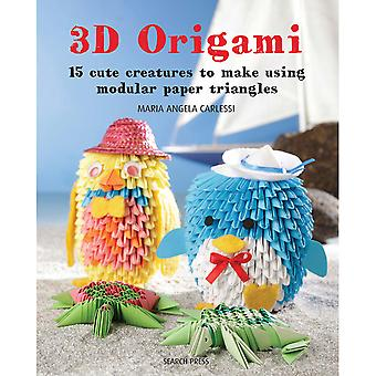 Search Press Books-3D Origami SP-4090