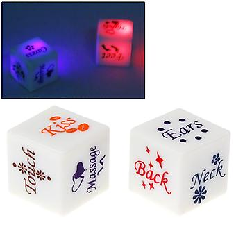 Sex toys love cube kamasutra erotic dice SEX funny prank party