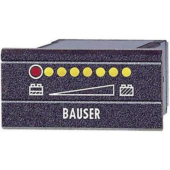 Bauser 828 24 V Battery controller 828 - 24V/DC 20.8 - 24 Vdc Assembly dimensions 45 x 22 mm