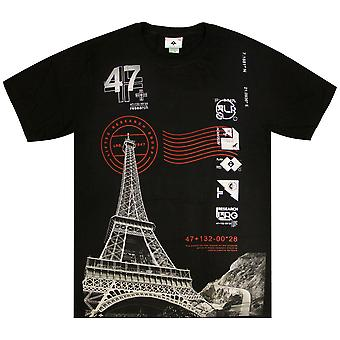 LRG Elevated Eiffel T-shirt noir