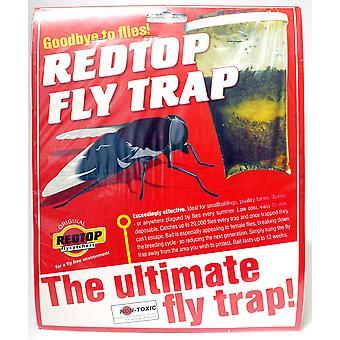 Rød Top flue fælde