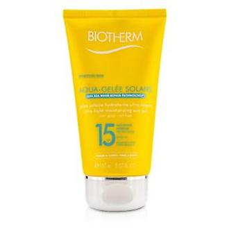 Biotherm Ultra Light Moisturizing Sun Gel SPF15 (Aquagelee) - 150ml/5.07oz