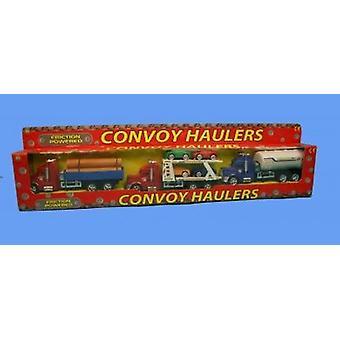 Transportistas de convoy