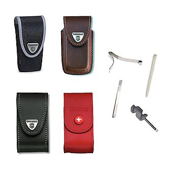 Victorinox Pouch and spares for 91mm Swiss army knife holster toothpick tweezers