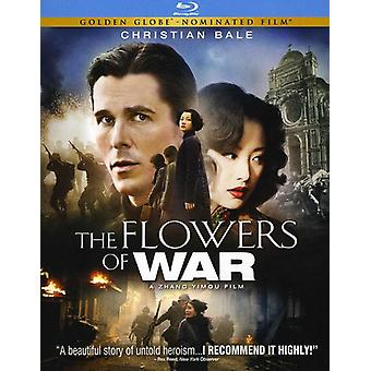 Flowers of War [BLU-RAY] USA import