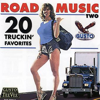 Vejen musik: 20 Truckin favoritter - Vol. 2-Road musik: 20 Truckin favoritter [CD] USA import