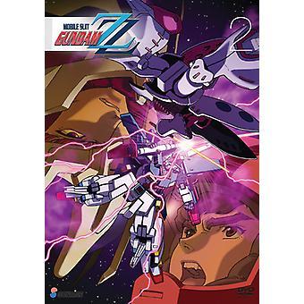 Mobile Suit Gundam Zz samling 2 [DVD] USA importerer