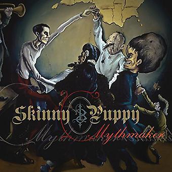 Skinny Puppy - Mythmaker [CD] USA import