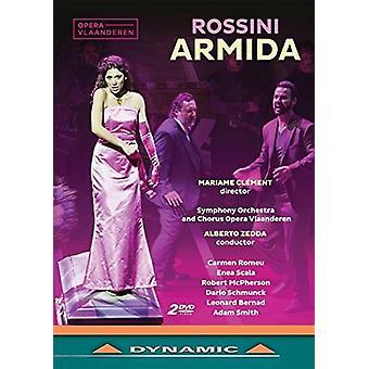 Rossini: Armida [DVD] USA importerer