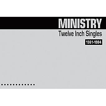 Ministry - Twelve Inch Singles [CD] USA import