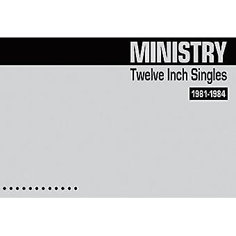 Ministerie - twaalf Inch Singles [CD] USA importeren