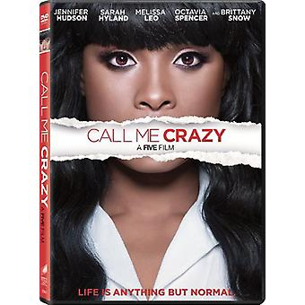Call Me Crazy: Une importation USA cinq films [DVD]