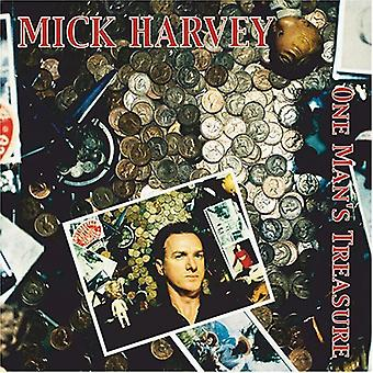 Mick Harvey - One Man's Treasure [CD] USA import