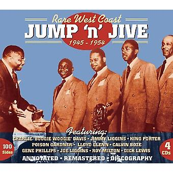 Rare West Coast Jump N Jine - Rare West Coast Jump N Jine [CD] USA import