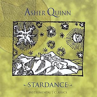 Asher (Asha) Quinn - Stardance [CD] USA import