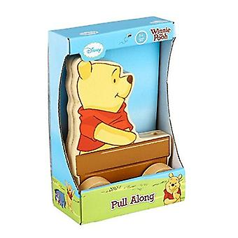 Winnie The Pooh Children's Pull Along Toy