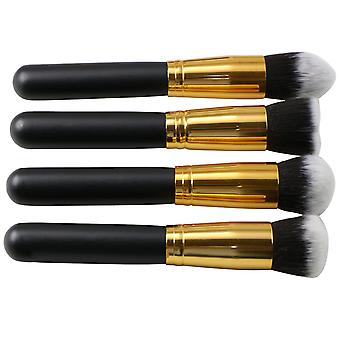TRIXES 4 Piece Foundation Makeup Bush Set
