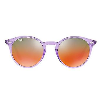 Ray-Ban Shiny Violet Sunglasses RB2180-6280A8-49
