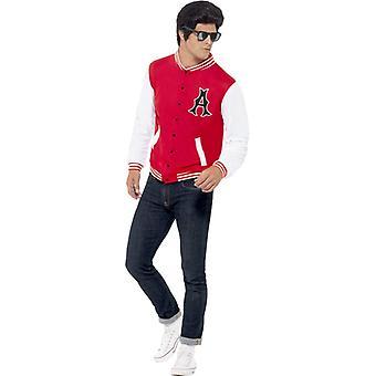 50s College Jock Letterman jacket