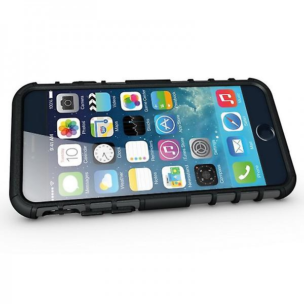 Hybrid case 2 piece robot for various Apple iPhone models