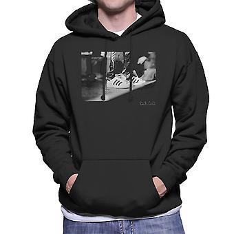 Run DMC Adidas Originals Trainer Hammersmith 1986 Herren Sweatshirt mit Kapuze
