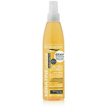 Byphasse Liquid Keratin Dry Hair 250 Ml