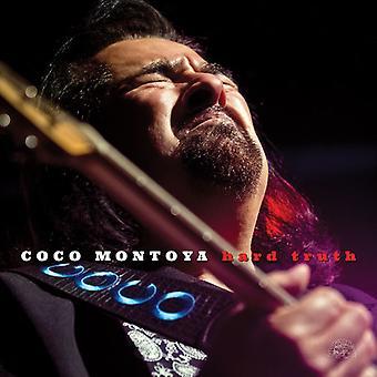 Coco Montoya - Hard Truth [CD] USA import