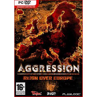Aggression Reign Over Europe (PC) (brugt)
