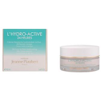 Jeanne Piaubert L'hydro-Active 24-hour active moisturising silky face cream – Combination to oily skin
