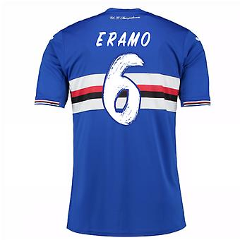 2016 / 17 Sampdoria Home Shirt (Eramo 6)