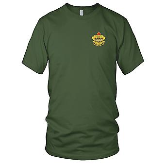 US Army - Headquarters Berlin Special Troop Brigade Embroidered Patch - Kids T Shirt
