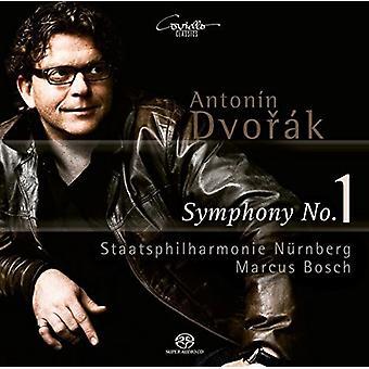 Dvorak / Bosch - symfoni 1 [SACD] USA import