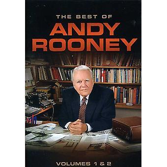 Bedste af Andy Rooney [DVD] USA import