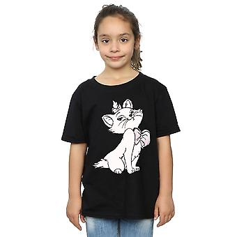 Marie de Aristogatos Disney niñas t-shirt