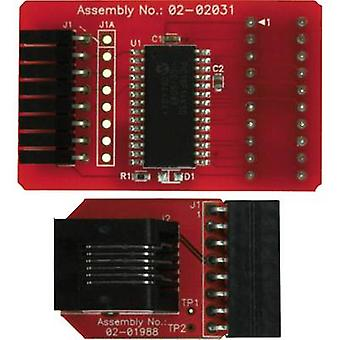 PCB extension board Microchip Technology AC244023