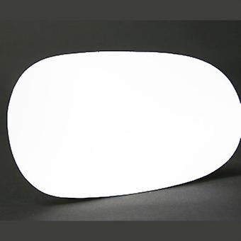 Left / Right Stick-On Mirror Glass for Jaguar X-TYPE Estate 2003-2008