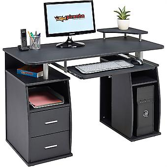 Tetra Desk Graphite Black PC5g