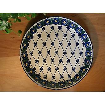 Dessertteller, Ø 19 cm, Unikat 53 - Bunzlauer Keramik Geschirr - BSN 6473