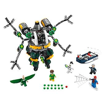 LEGO 76059 Spider-Man: Doc Ock's Tentacle-trap