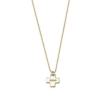 Cadena collar plata dorado de la mujer de Joop afectan JPNL90712B420