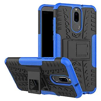 Hybrid case 2 piece SWL outdoor blue for Huawei mate 10 Lite Pocket sleeve cover protection